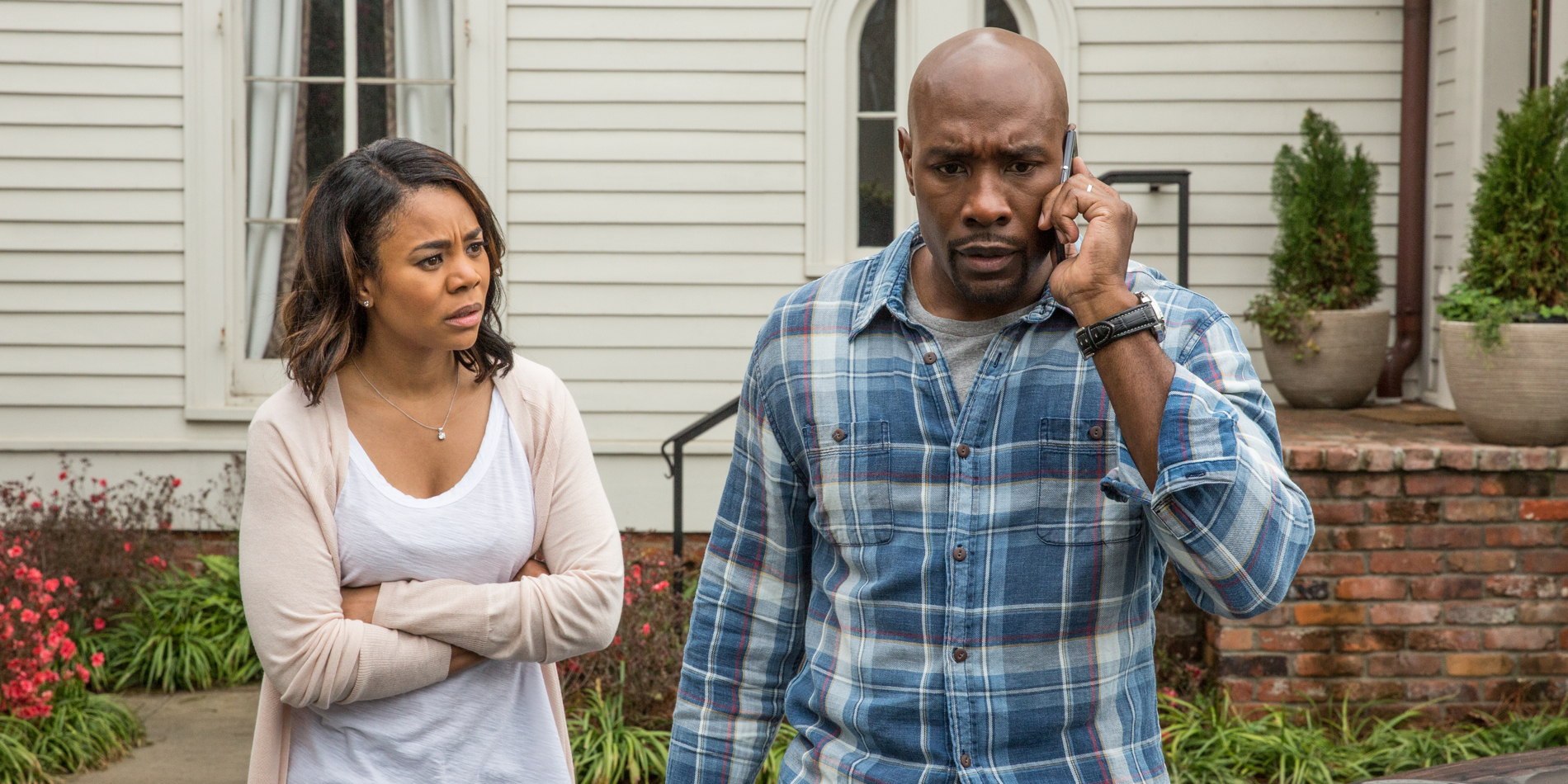 Watch The Trailer For The New Thriller 'When The Bough Breaks'