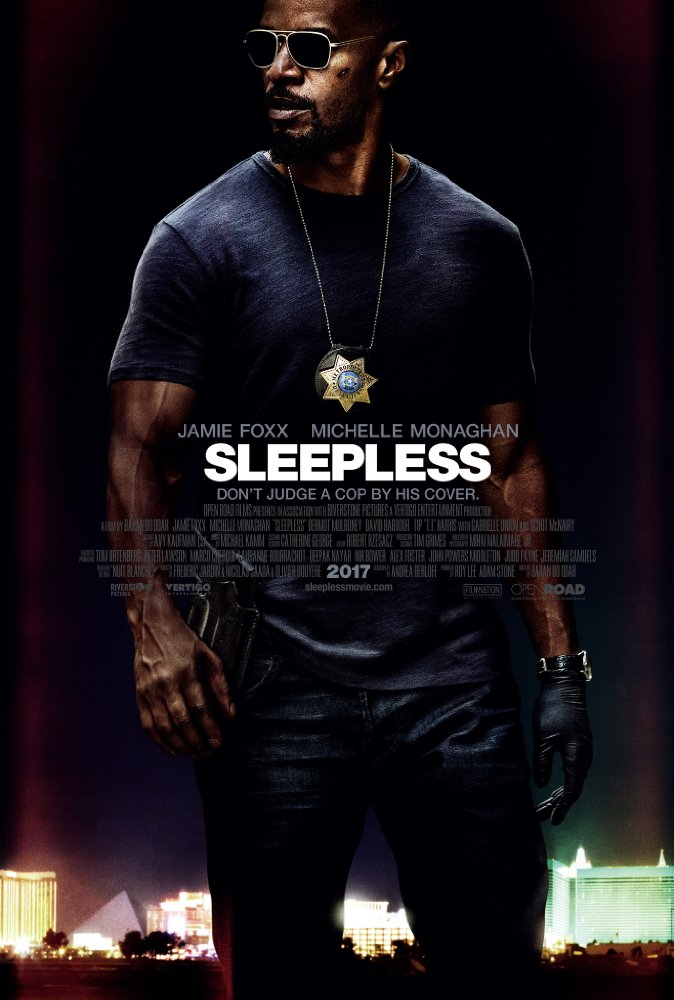 Watch The Trailer For 'Sleepless' Starring Jamie Foxx & TI